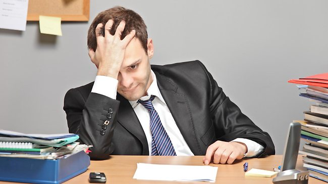 917132-stressed-worker-thinkstock